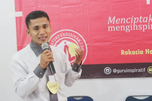 Andri Yulianto Public Speaking