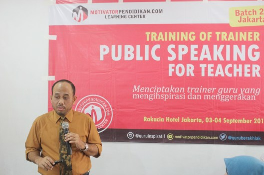 Public Speaking For Teacher Batch 2 jakarta 5